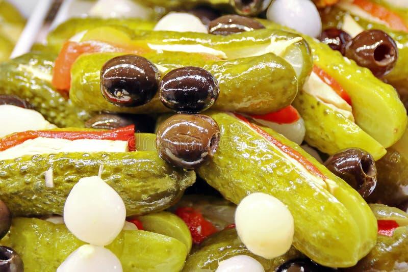 pickles photographie stock libre de droits