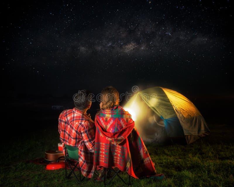 Picknic e conceito de acampamento foto de stock royalty free