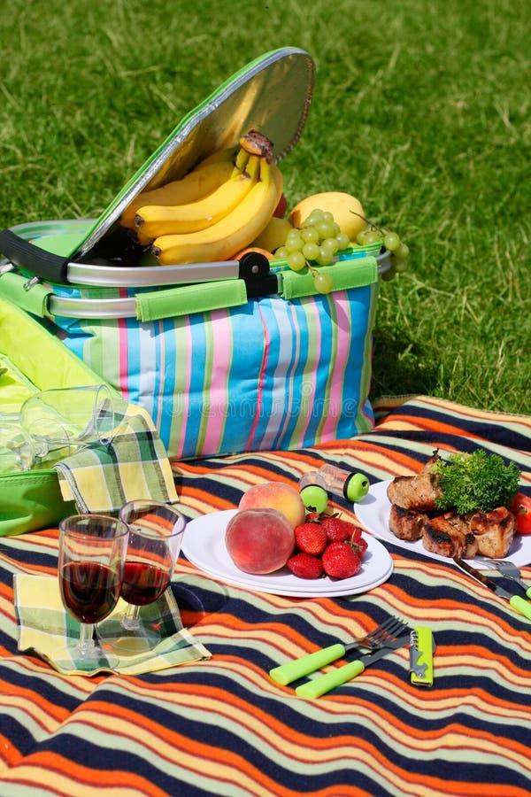 Picknick stock afbeeldingen