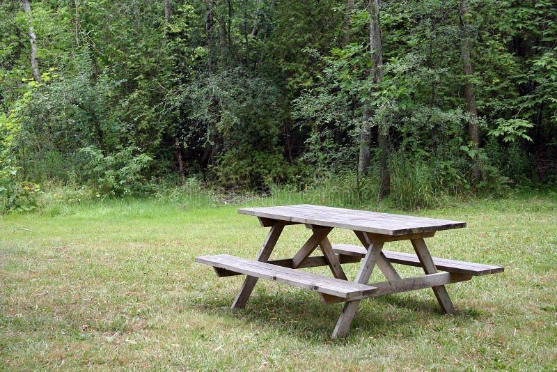 Picknick stockfoto
