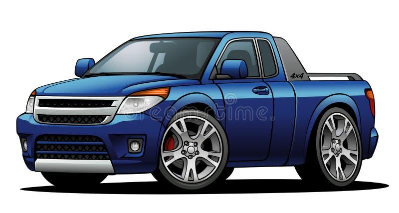 Pickup 01 stock illustration