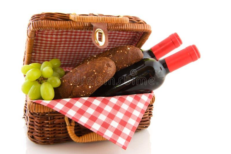 picnic σύνολο στοκ φωτογραφία με δικαίωμα ελεύθερης χρήσης