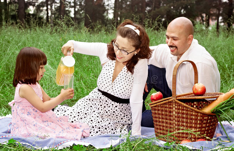 Download Picnic stock image. Image of park, female, lawn, couple - 10352135