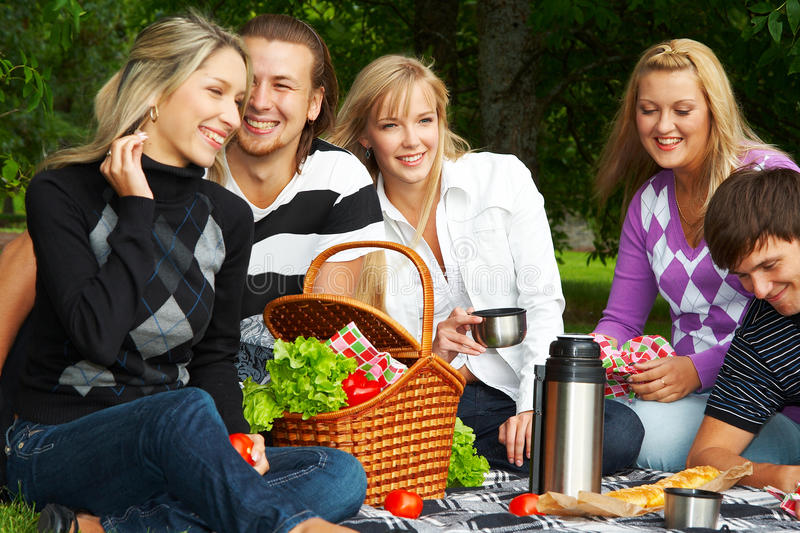 Download Picnic stock photo. Image of park, grass, fruit, drink - 11142100