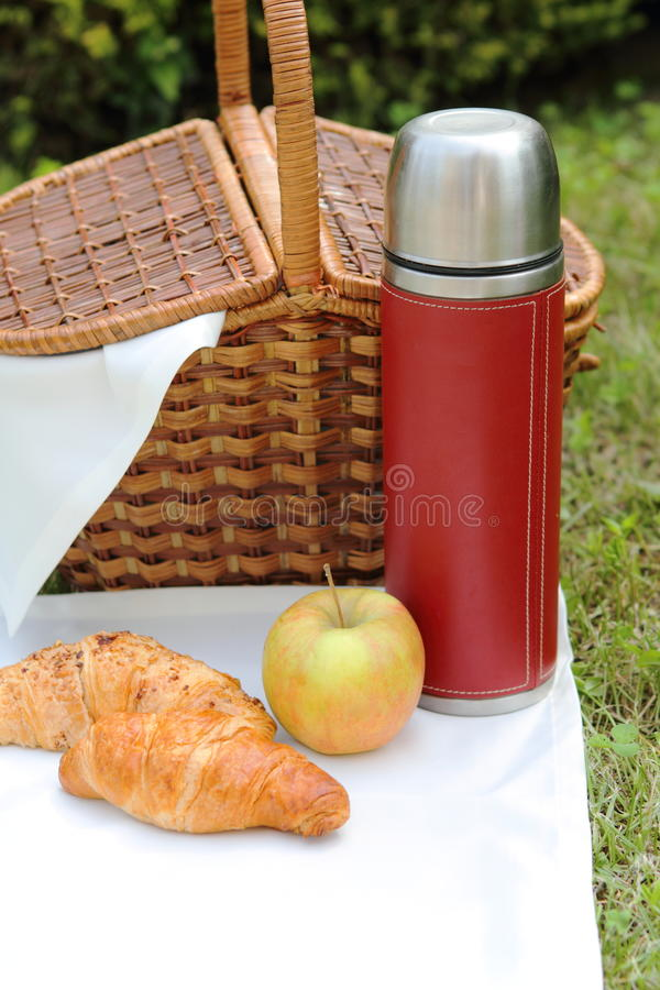 Download Picnic stock image. Image of delicious, croissant, food - 14676387