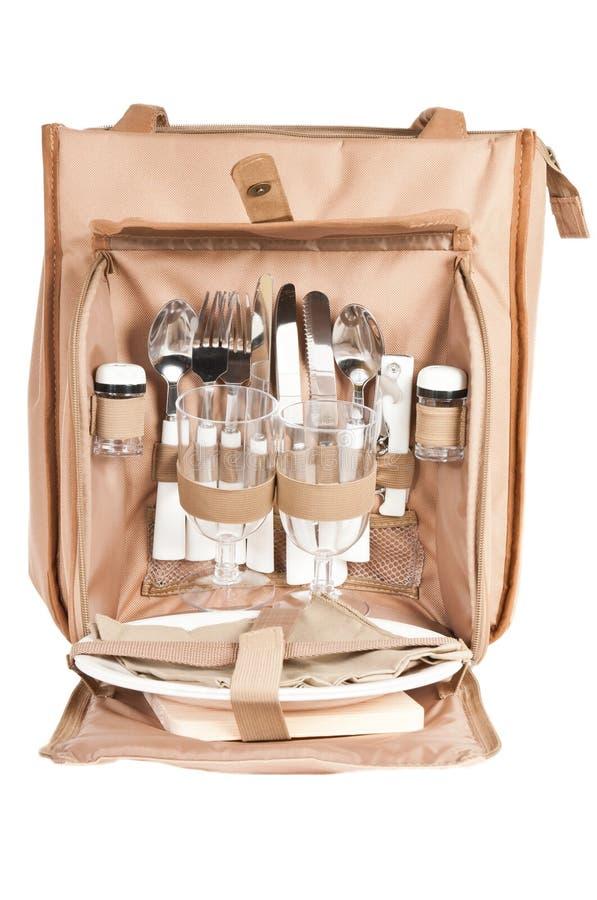 Picnic Bag Stock Images
