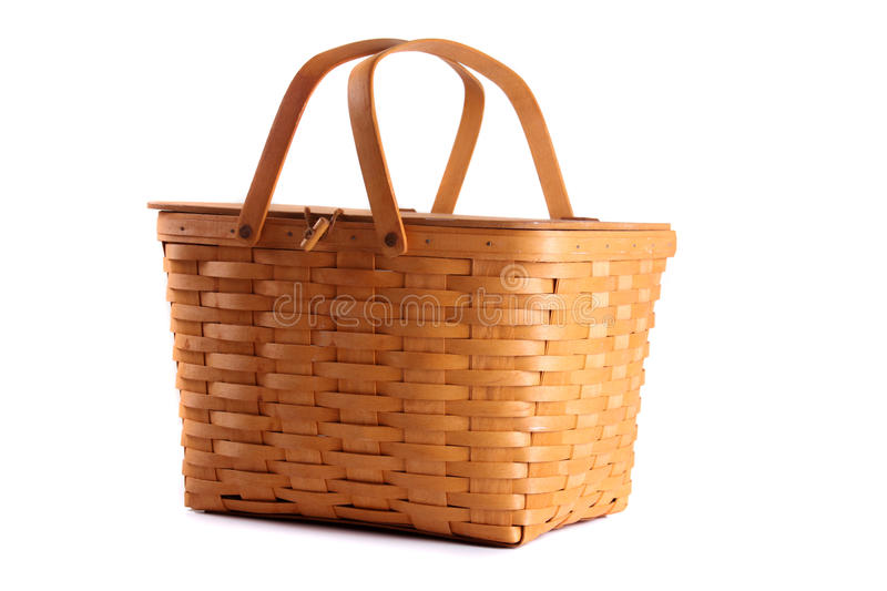 Download Picnic Basket stock photo. Image of latch, recreation - 10624682