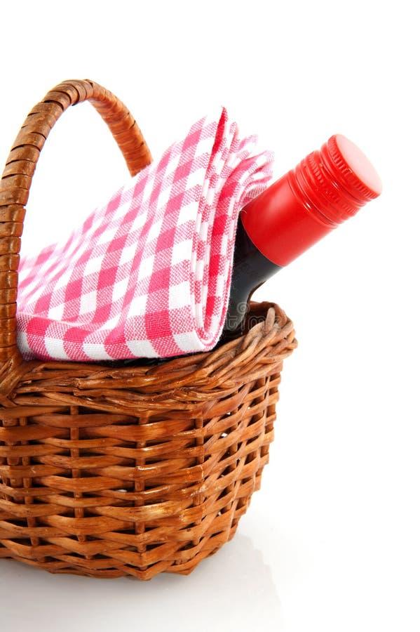 Download Picnic Basket Royalty Free Stock Images - Image: 12752229
