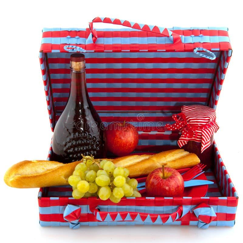 Download Picnic Basket Royalty Free Stock Images - Image: 16239579