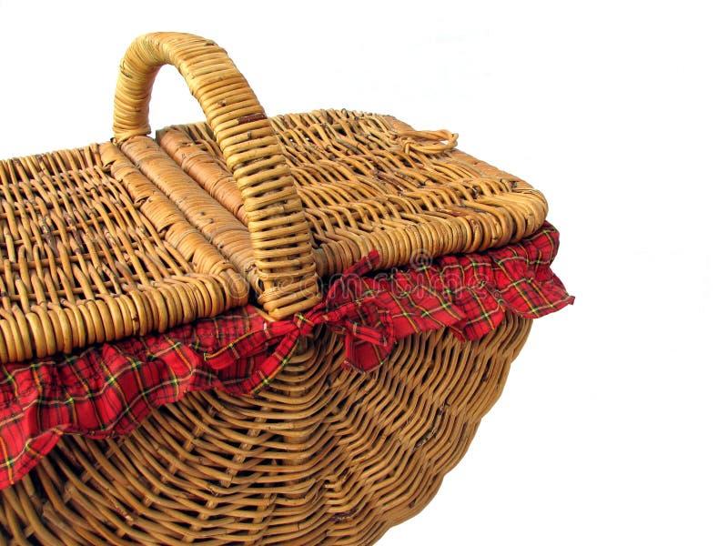 Picnic Basket 2 Royalty Free Stock Photography