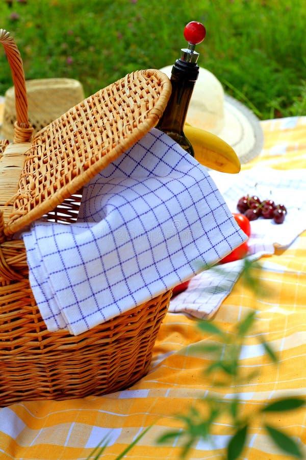 Download Picnic basket stock image. Image of nature, health, towel - 20111273
