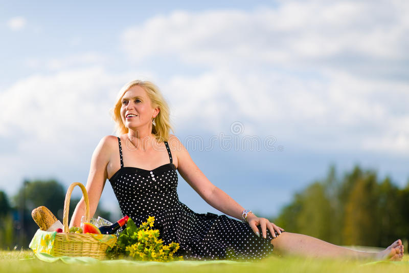 Picnic Day Royalty Free Stock Photo