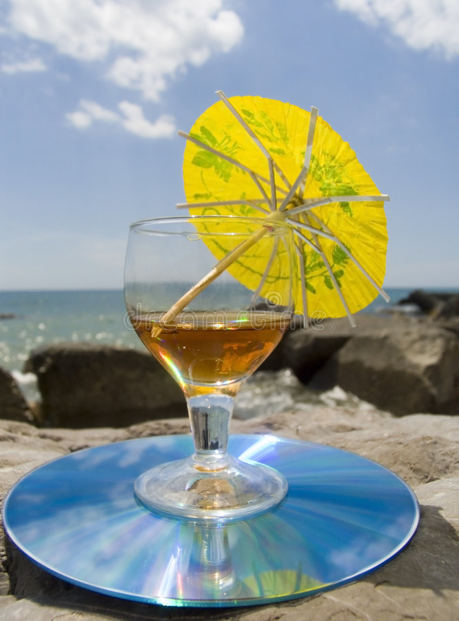 picnic seacoast στοκ φωτογραφία με δικαίωμα ελεύθερης χρήσης