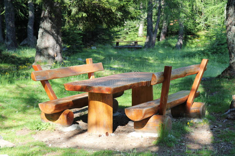 Download Picnic site stock photo. Image of alps, wilderness, summer - 20531538