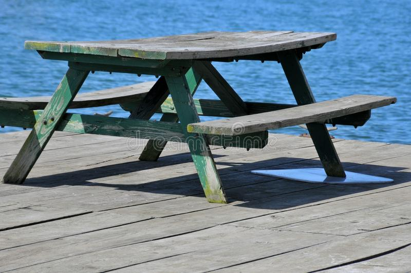 Download Picnic table stock photo. Image of water, table, holiday - 22124534