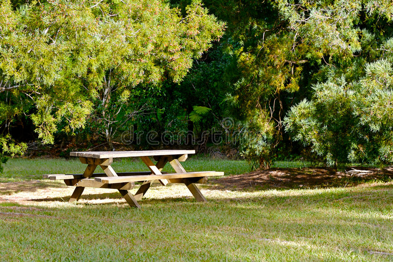 Download Picnic Table Royalty Free Stock Photography - Image: 2314487