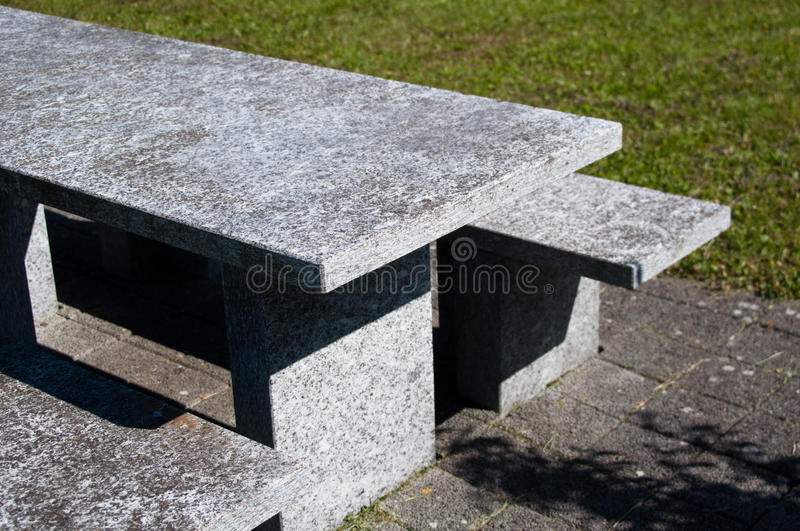 Download Picnic Table Stock Image - Image: 25109551