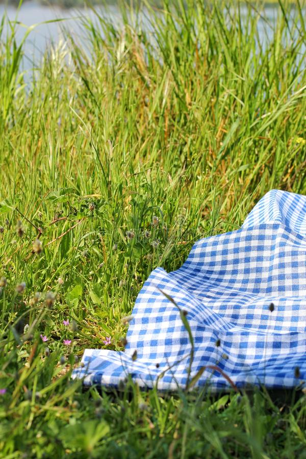 Picnic time royalty free stock photo