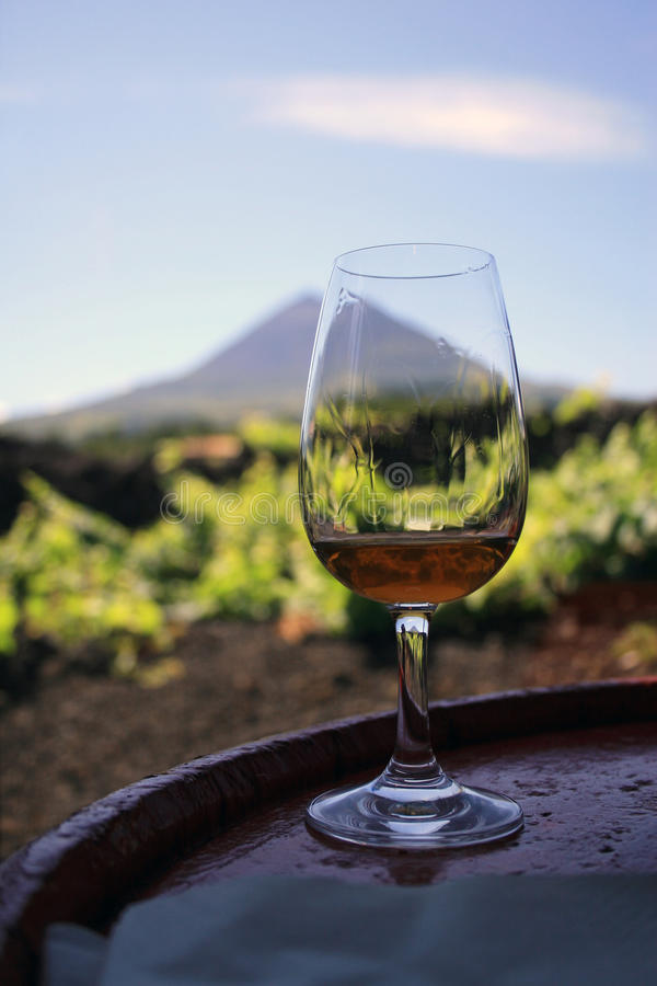 Pico Azores Royalty Free Stock Photography