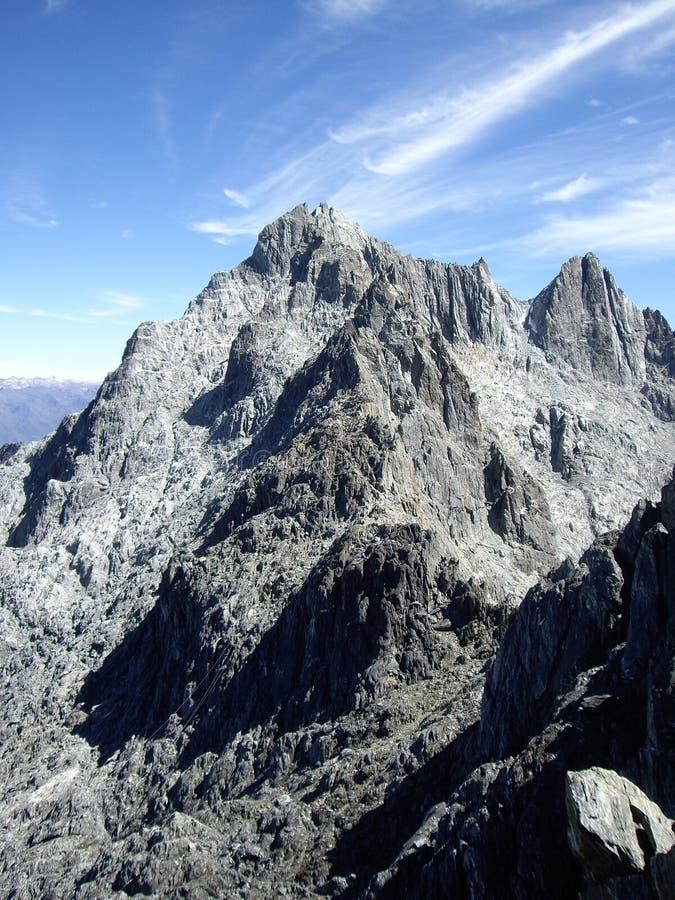 Pico Bolivar imagen de archivo
