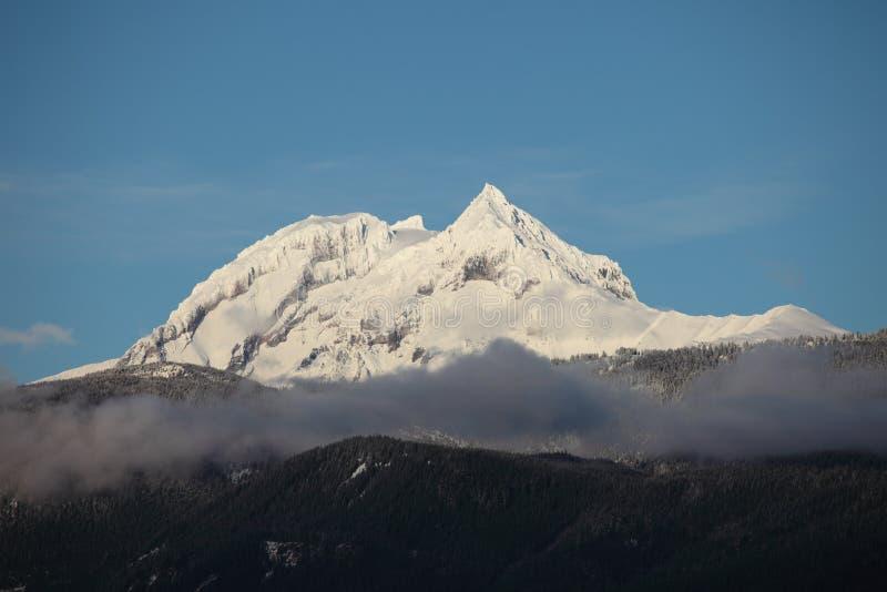 Pico De Atwell Fotos de archivo
