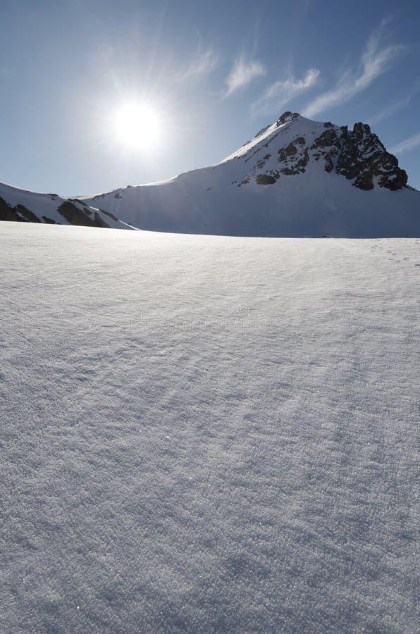 Pico de Bacias imagen de archivo libre de regalías