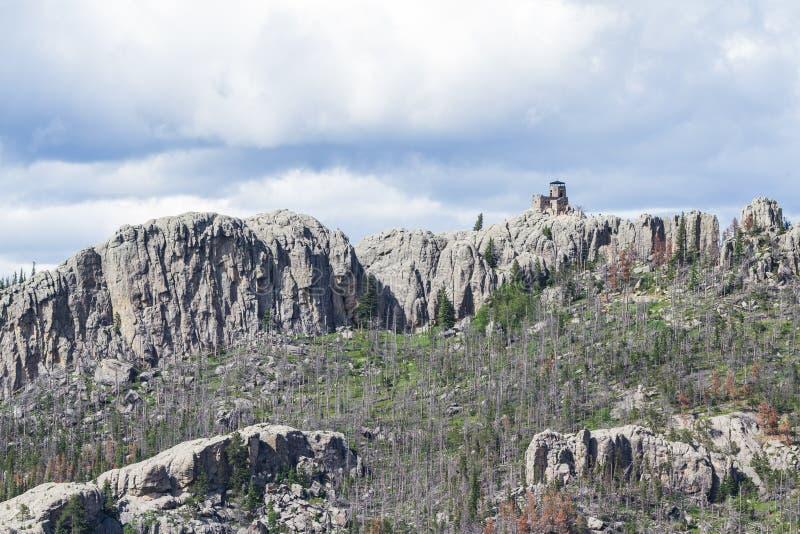 Pico de Harney foto de archivo libre de regalías