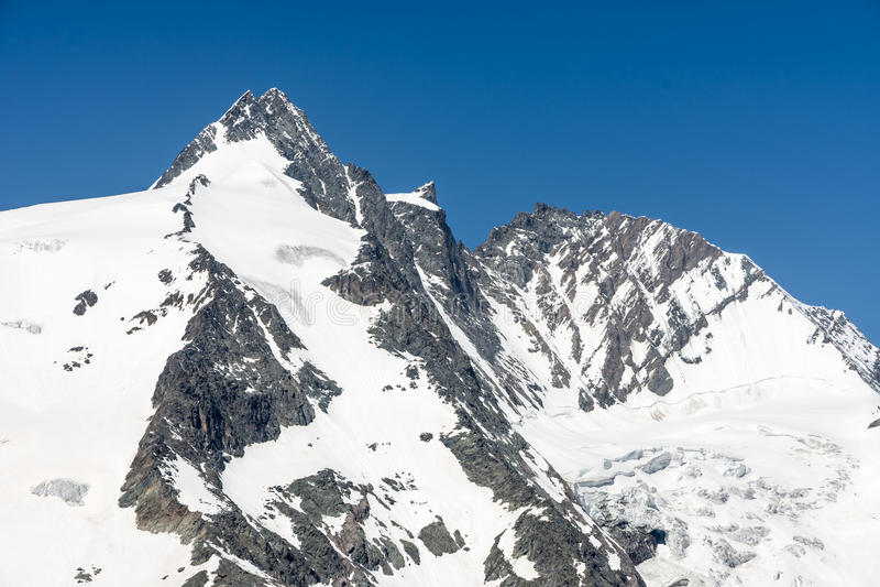Download Pico De Montaña De Grossglockner Foto de archivo - Imagen de roca, franz: 42435442