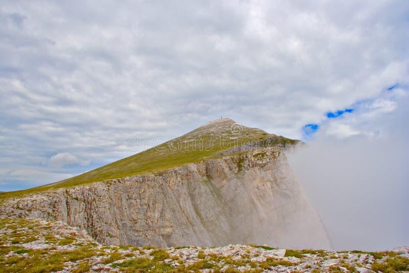 Download Pico De Montanha Solunska Glava Em Macedónia Imagem de Stock - Imagem de fora, desolado: 534143