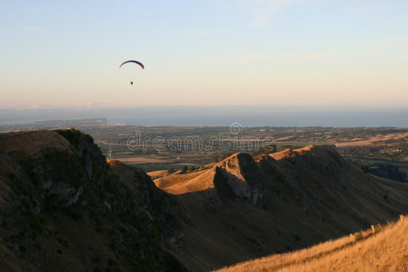 Pico de Te Mata fotografía de archivo
