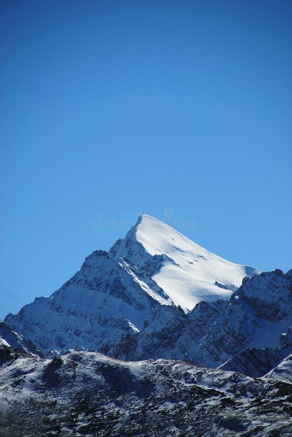 Pico de Xue Bao Ding fotografia de stock