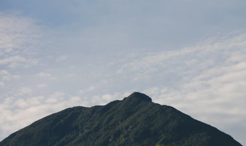 Pico del ¡de Naiguatà en Caracas Venezuela imagen de archivo libre de regalías