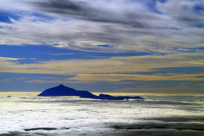 Download Pico del Teide stock photo. Image of panorama, vacation - 27504604