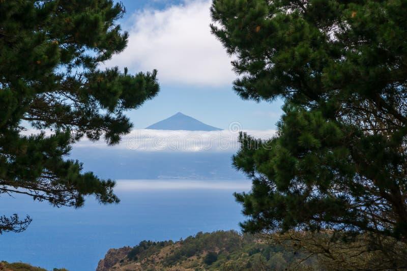 Pico del Teide images libres de droits