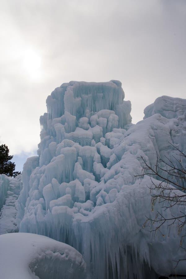 Download Pico do gelo imagem de stock. Imagem de fonte, freeze, gelo - 535407