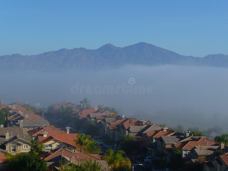 Pico do Santiago foto de stock