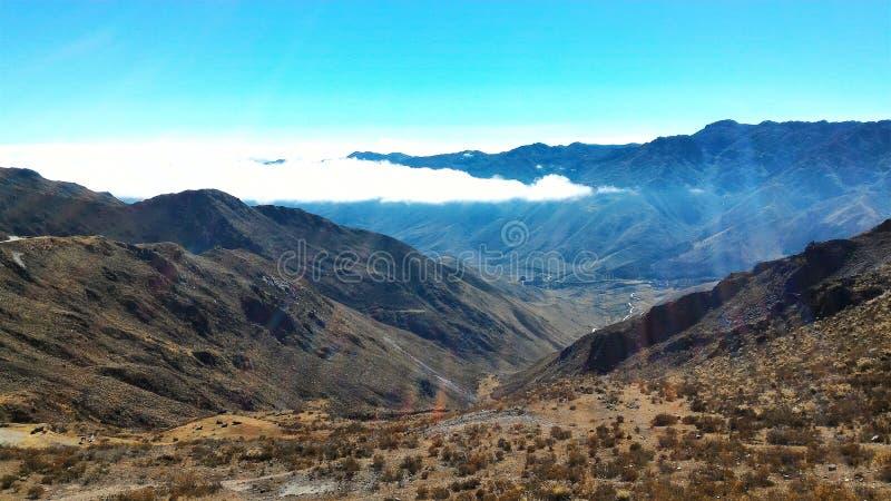 Pico el Aguila photos libres de droits