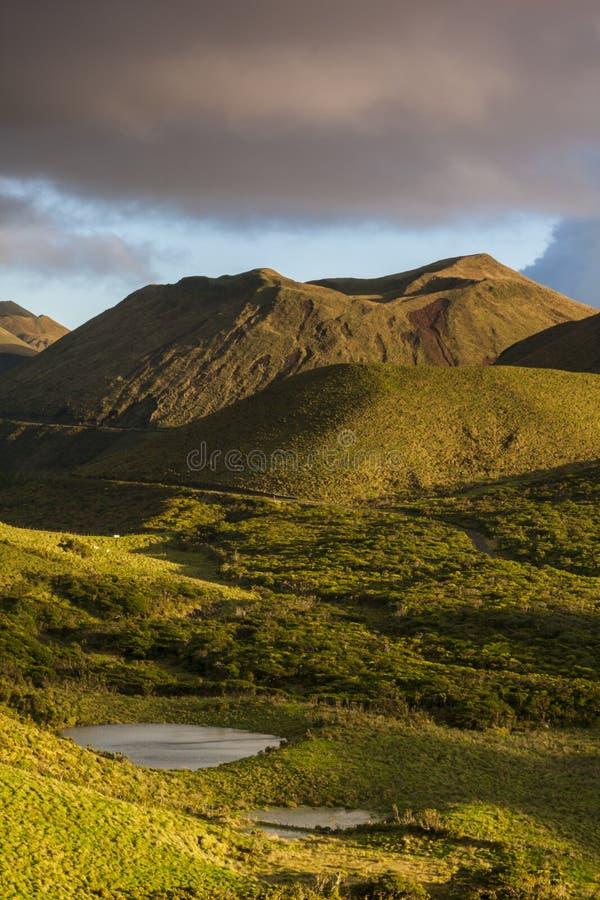 Pico Highlands Stock Photos