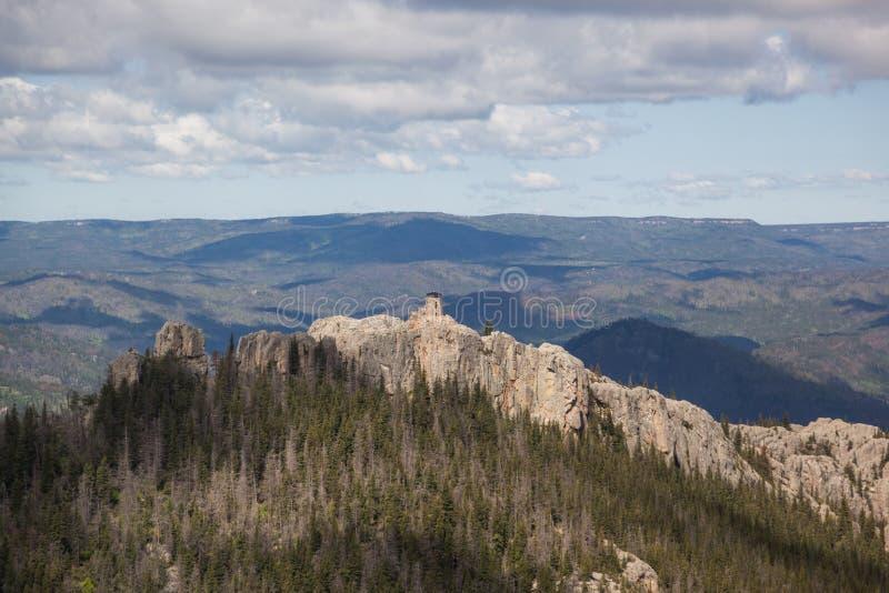 Pico negro Dakota del Sur de los alces fotos de archivo