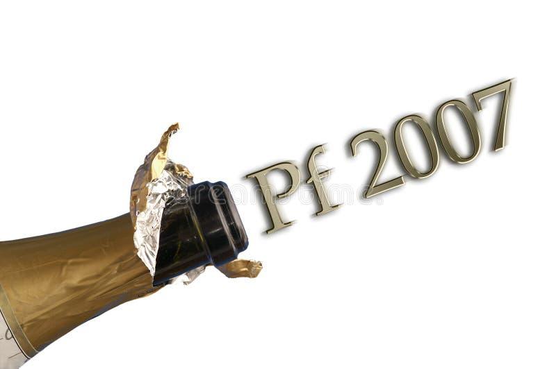 Picofaradio 2007 imagen de archivo libre de regalías