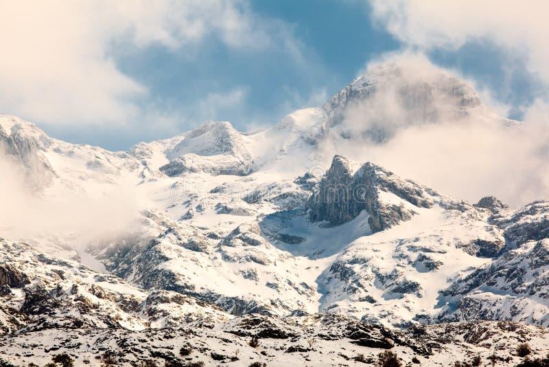 Picos De Europa Royalty Free Stock Photo