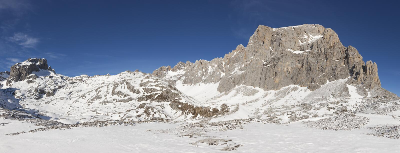 Picos de Europa, Cantábria fotografia de stock