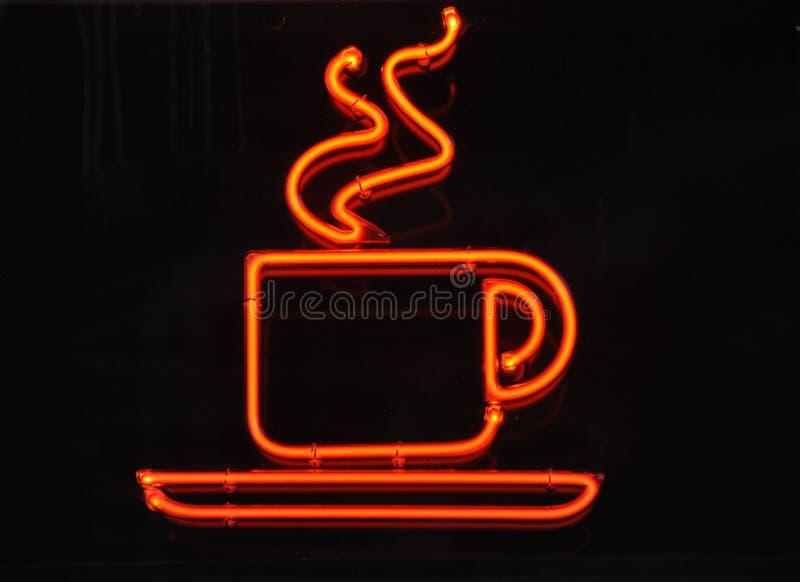 pictogram кофе стоковое изображение rf