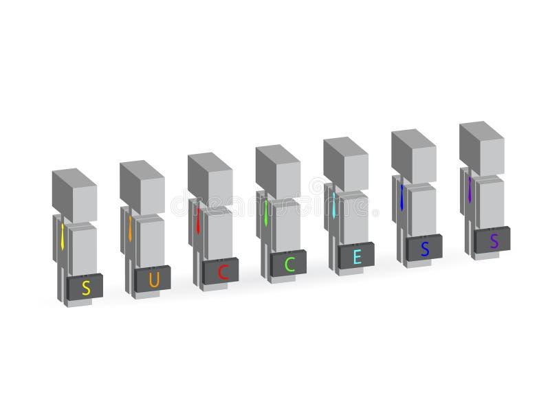 pictogram stock foto
