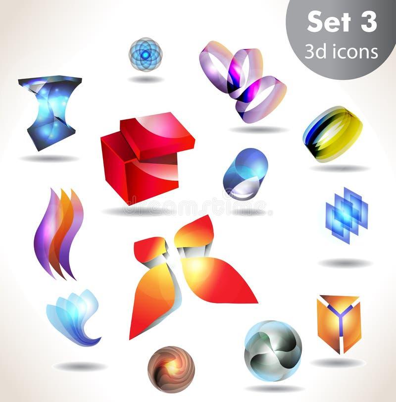 Pictogram dat voor wesite, grafische informatie wordt geplaatst vector illustratie