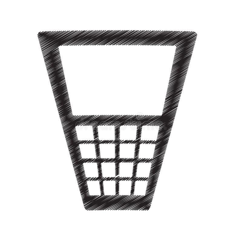 pictogram för attraktion för smartphoneteknologiapparat royaltyfri illustrationer