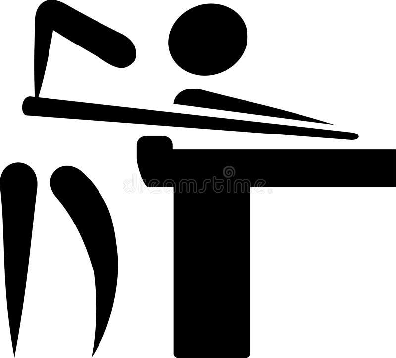 Pictograma da associação ilustração do vetor