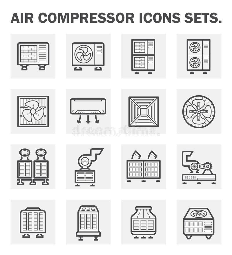 pictogrammen vector illustratie