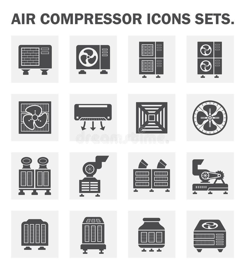 pictogrammen stock illustratie