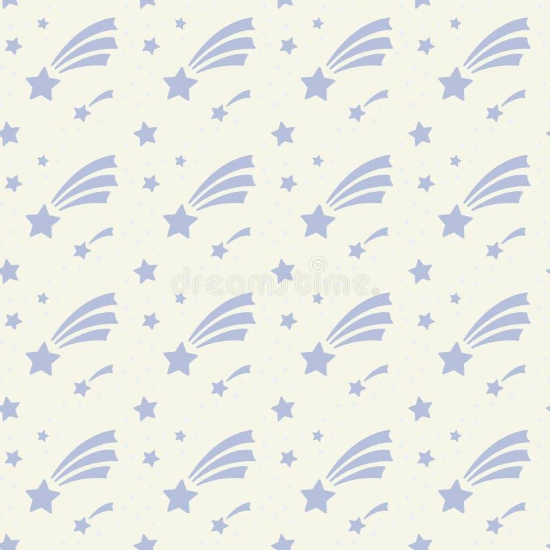 Pictogrammen van de Falling Stars vector illustratie